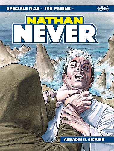 Nathan Never Speciale n.26