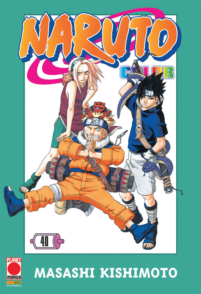 Naruto Color 40
