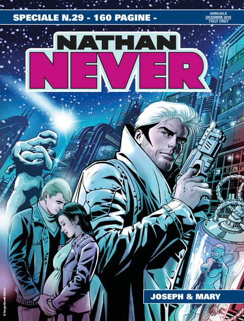 Nathan Never Speciale 29 Joseph & Mary