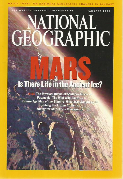 National Geographic - 2004 - n. 1 january
