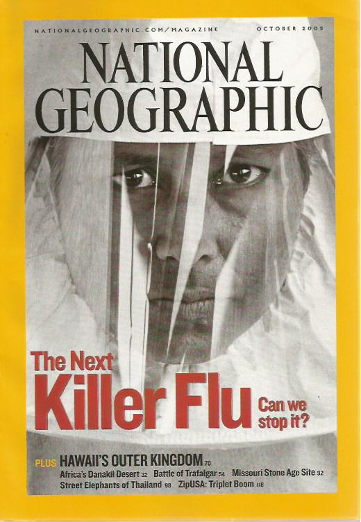 National Geographic - 2005 - n.10 october