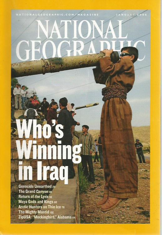 National Geographic - 2006 - n. 1 january