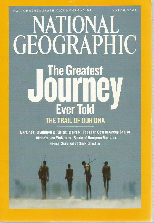 National Geographic - 2006 - n. 3 march
