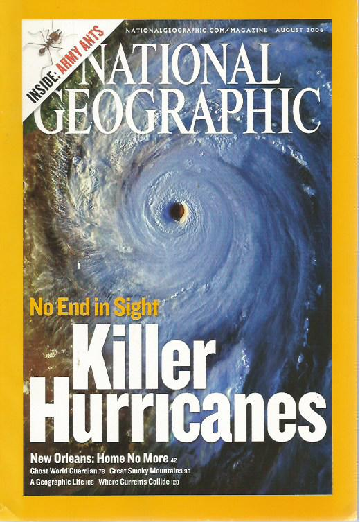 National Geographic - 2006 - n. 8 august