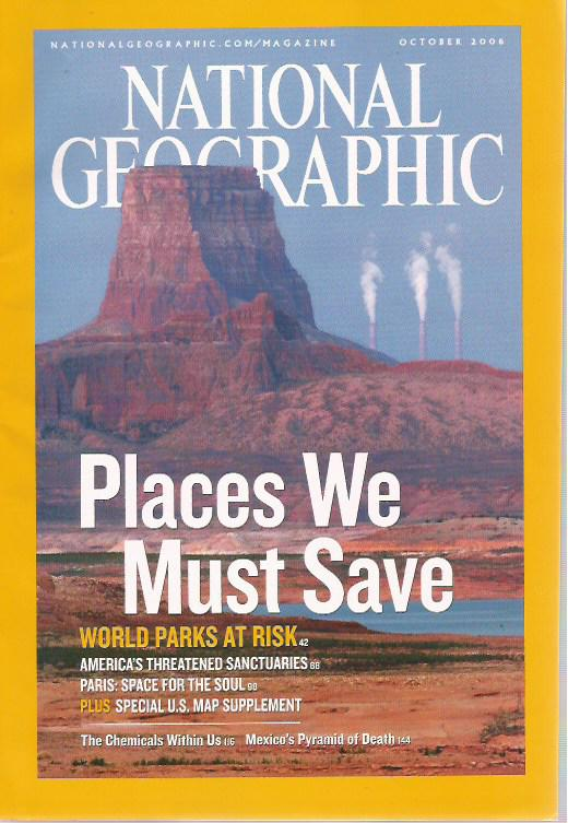 National Geographic - 2006 - n.10 october