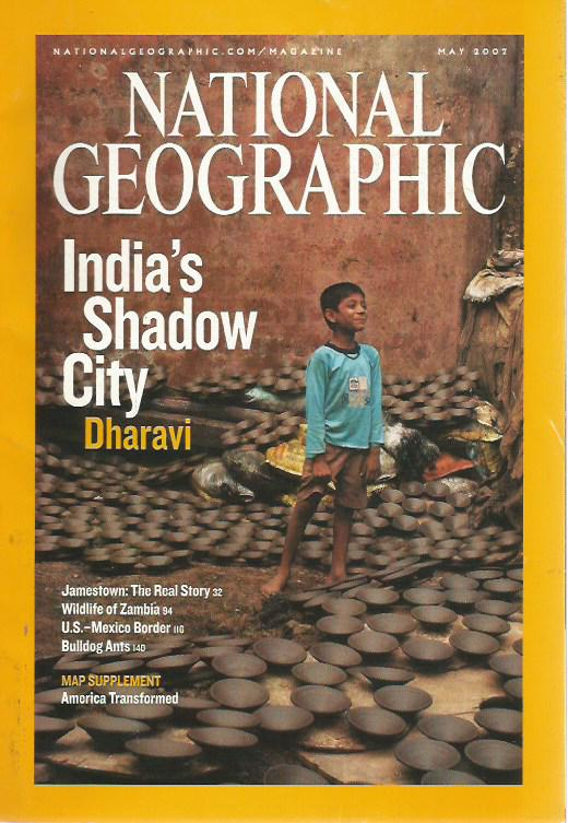 National Geographic - 2007 - n. 5 may