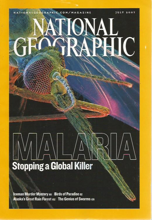 National Geographic - 2007 - n. 7 july