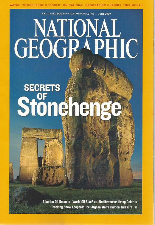 National Geographic - 2008 - n. 6 june