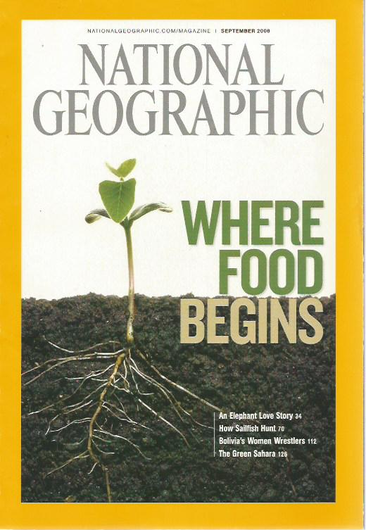 National Geographic - 2008 - n. 9 september