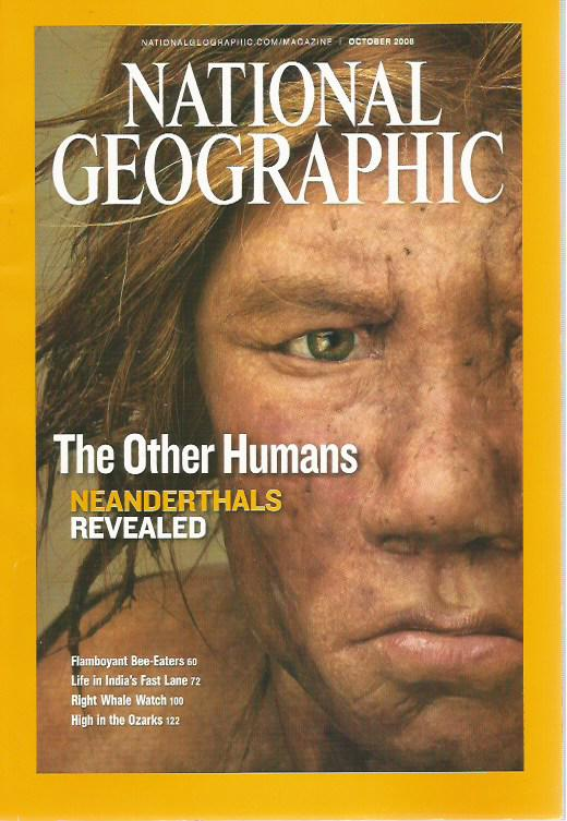 National Geographic - 2008 - n.10 october