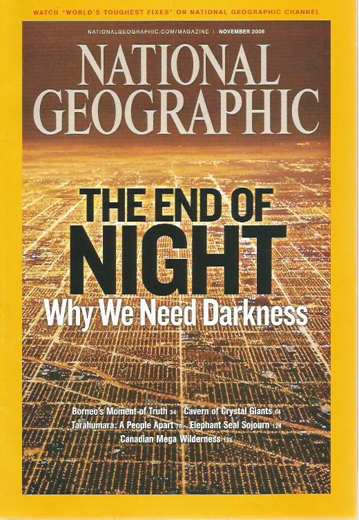 National Geographic - 2008 - n.11 november