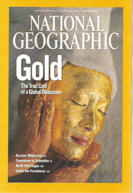 National Geographic - 2009 - n. 3 march