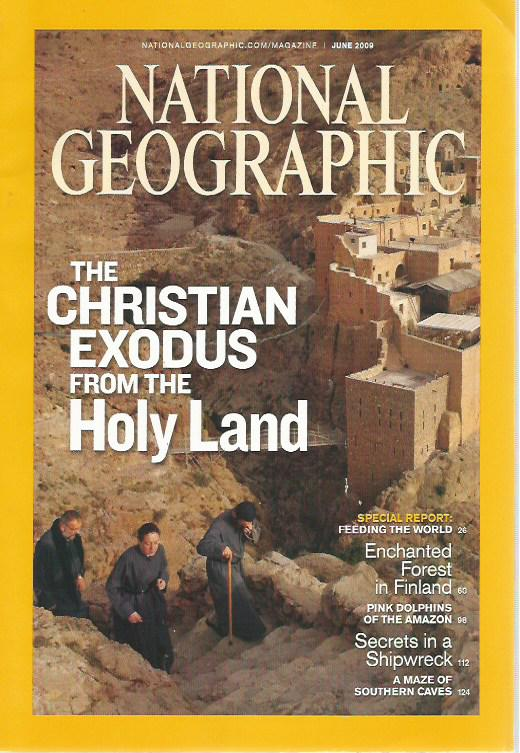 National Geographic - 2009 - n. 7 july