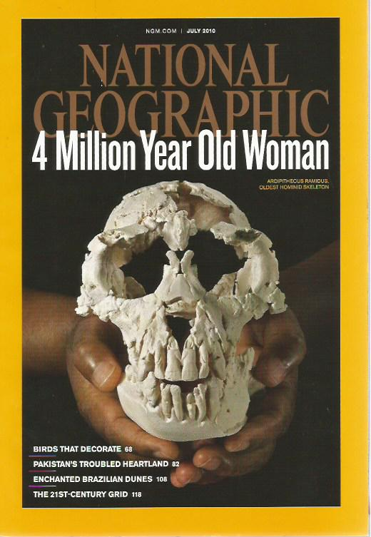 National Geographic - 2010 - n. 7 july