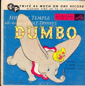 Shirley Temple - Dumbo