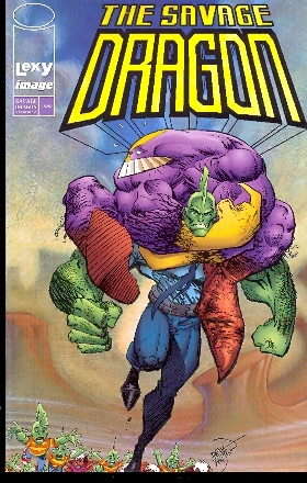 SAVAGE DRAGON - N° 2