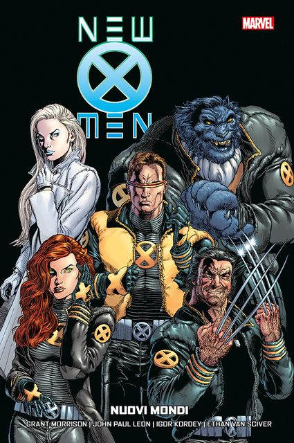 New X-Men collection 3 Nuovi mondi