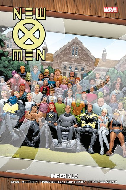 New X-Men collection 2 Imperiale
