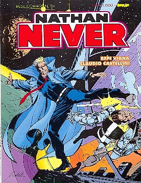 BEST COMICS N.24 Nathan Never
