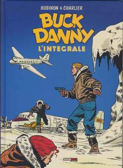 BUCK DANNY INTEGRALE VOL 3 1955-1956