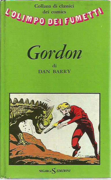Olimpo del Fumetto n.27 - Flash Gordon - dan Barry