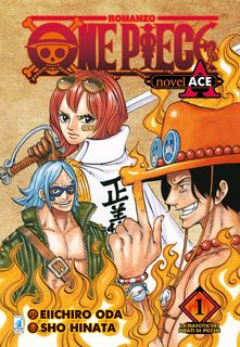 One Piece Novel A 1
