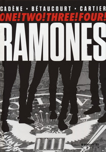 One! two! three! four! Ramones