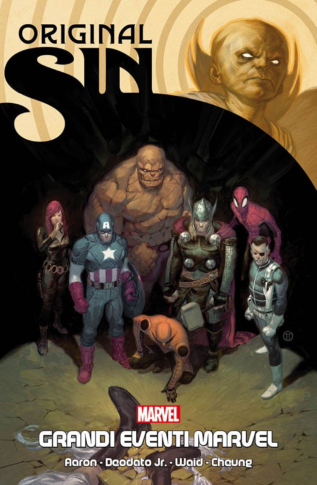 Original Sin Grandi Eventi Marvel