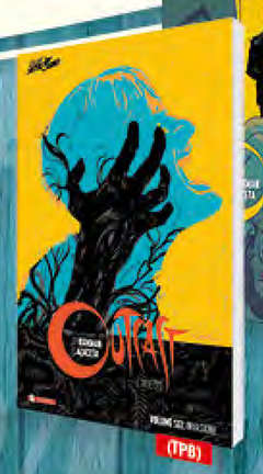 Outcast 6 Tpb - invasione