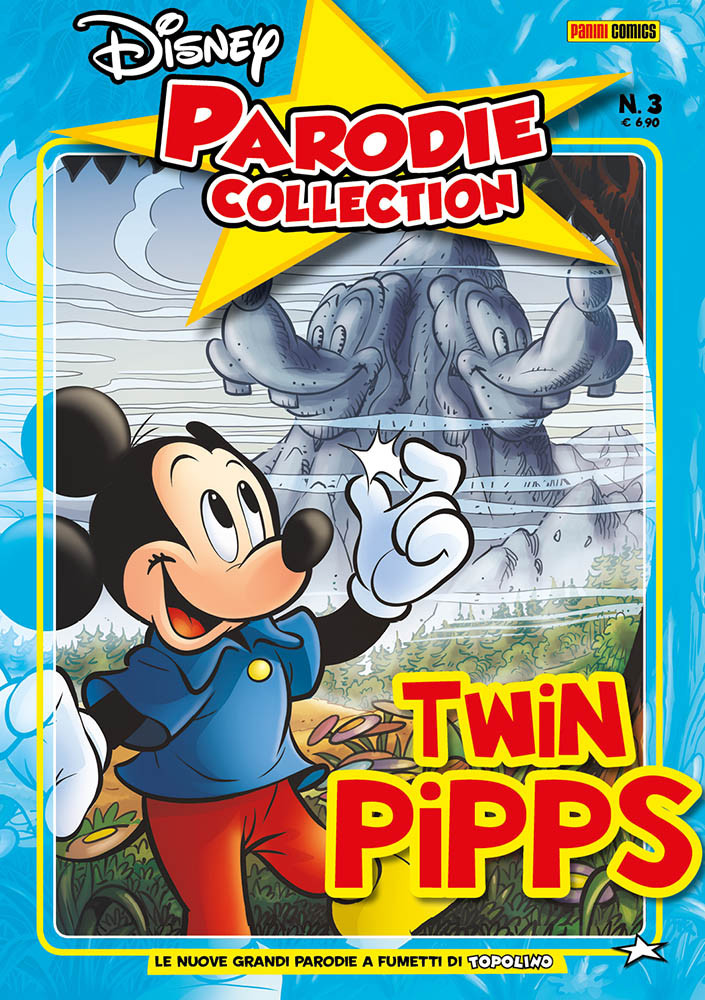 Twin Pipps Parodie Disney Collection 3