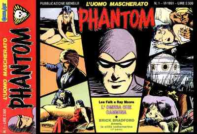 Phantom Edicola 1-47 sequenza