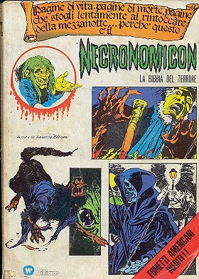 Pocket del Terrore n.2 – Necronomicon