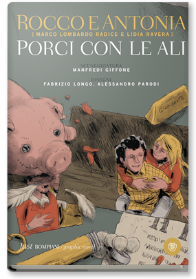 Porci Con Le Ali (graphic Novel)