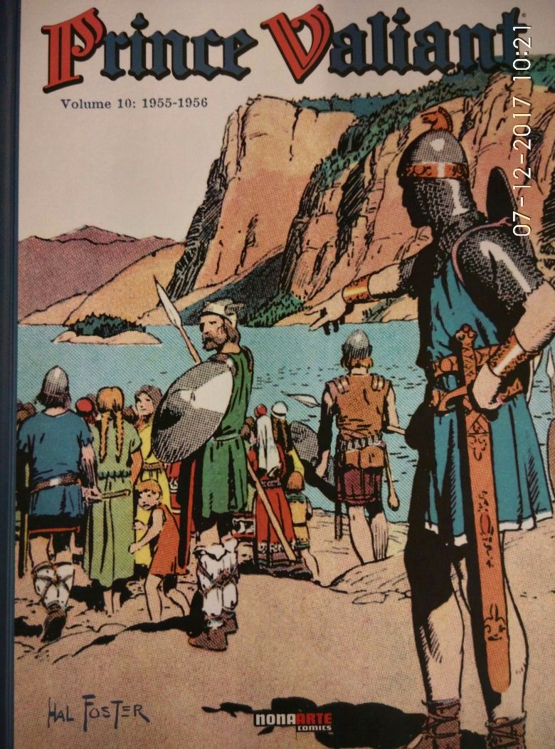 Prince Valiant vol.10 1955-1956