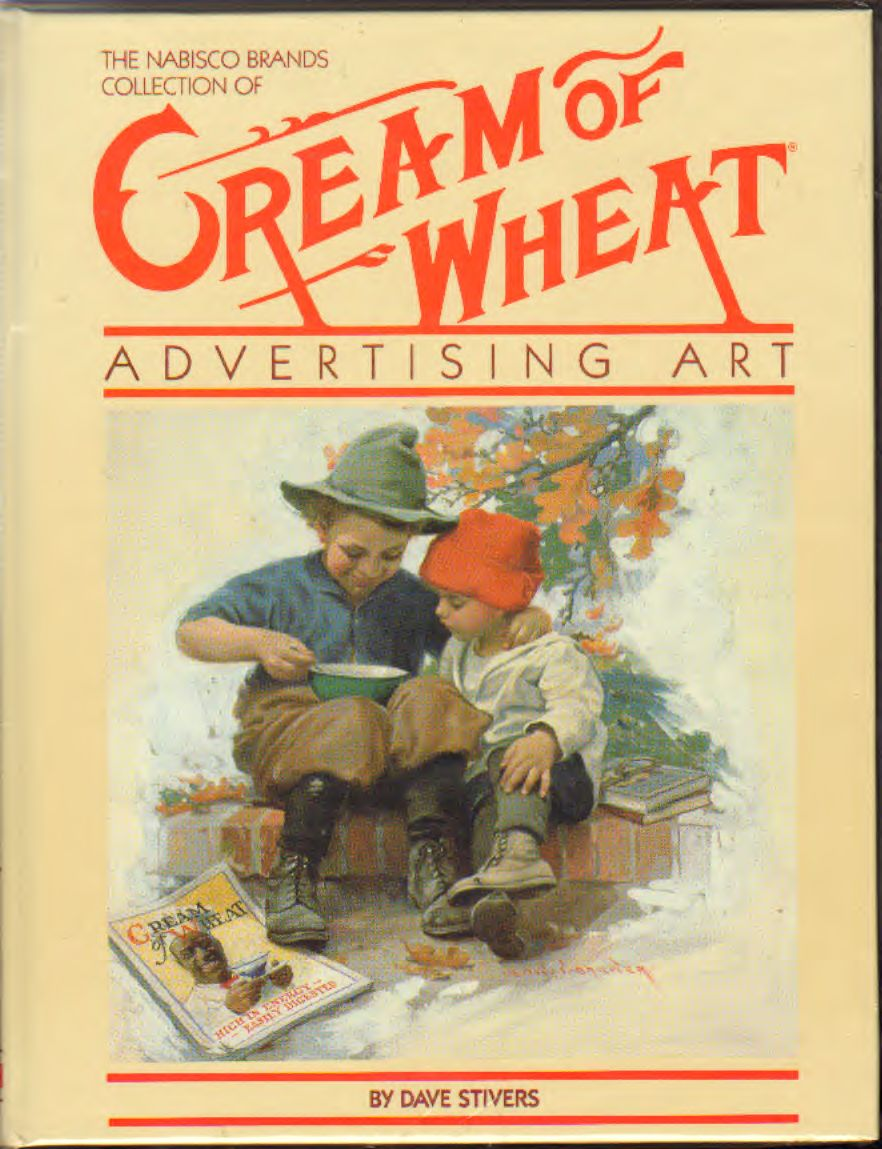 Stivers - The nabisco brand collection of Cream of Wheat – Adver