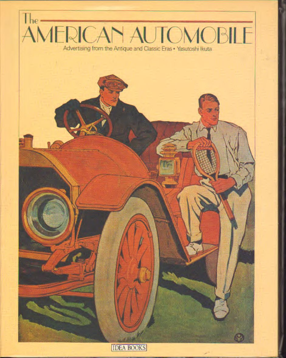 AA.VV - The american Automobile