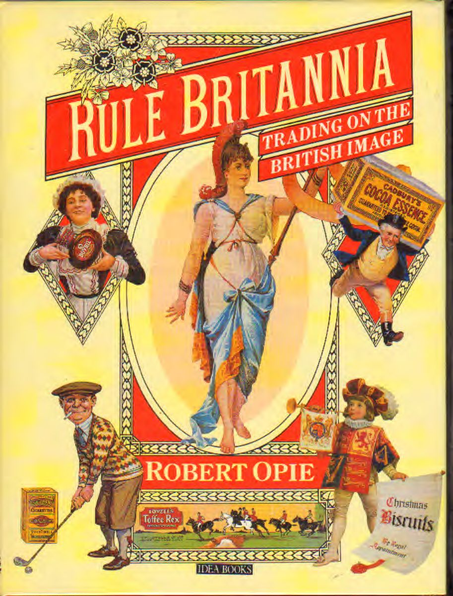 Opie - Rule Britannia – Trading on the British image