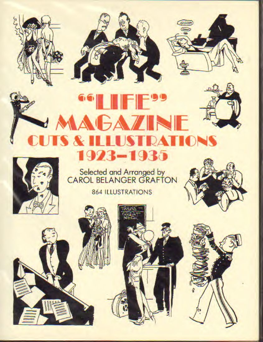 "AAVV - Life"" Magazine cuts & Illustrations 1923-1935"