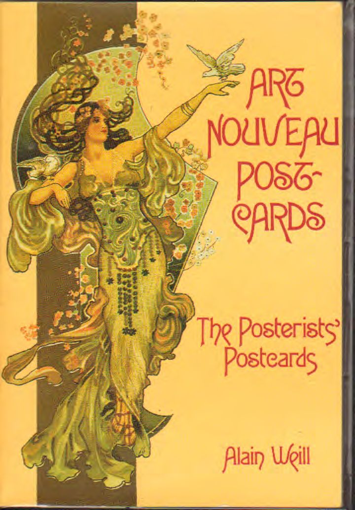 AA.VV - Art Nouveau Post-card