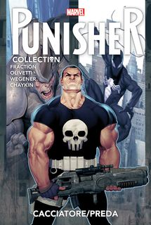 Punisher Collection 11 Cacciatore/Preda