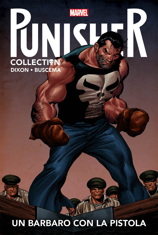 Punisher Collection 7 Un barbaro con la pistola