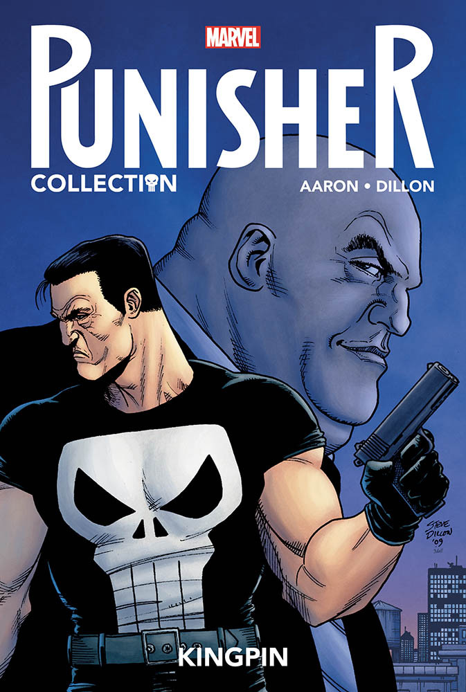Punisher Collection 1 Punisher Max 1
