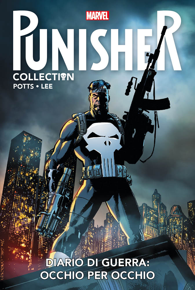 Punisher Collection 4 Diario di Guerra – Occhio per Occhio