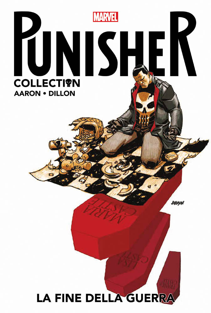 Punisher Collection 3 La fine della guerra