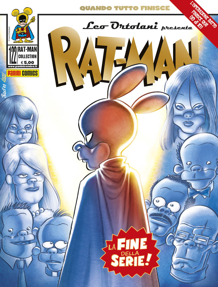 Ratman Collection 122