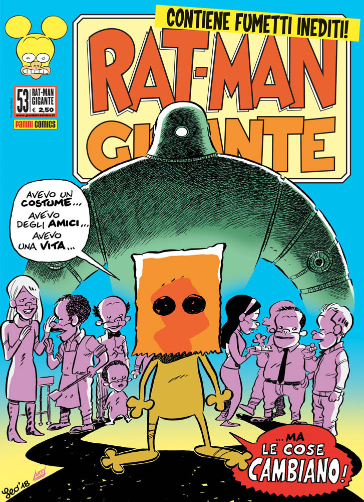 Rat-man Gigante 53