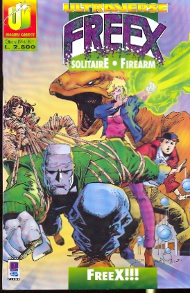 ULTRAVERSE FREEX N.1