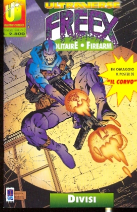 ULTRAVERSE FREEX N.2