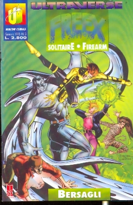 ULTRAVERSE FREEX N.3
