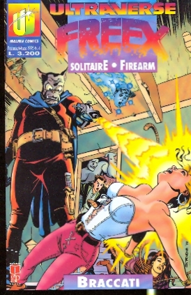 ULTRAVERSE FREEX N.4